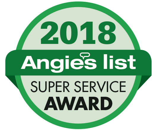Meticulous Plumbing – Angies List Super Service Award 2018