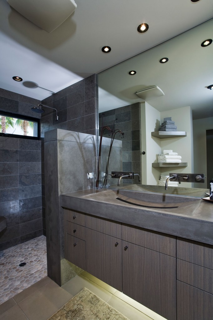 A universal design for a Portland bathroom remodel