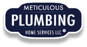 Meticulous Plumbing Logo Registered Trademark