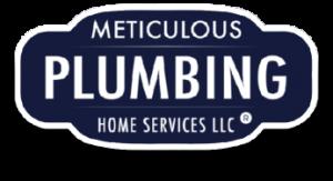 Meticulous Plumbing Logo Registered Trademark